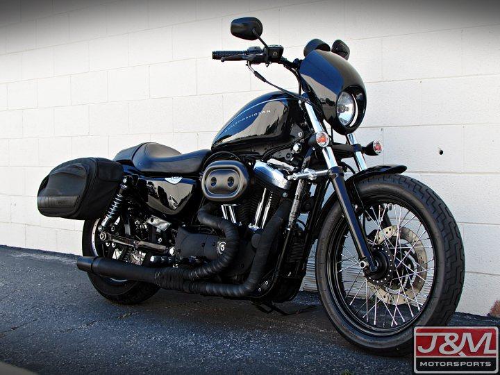 2009 Harley Davidson Xl1200n Sportster Nightster For Sale