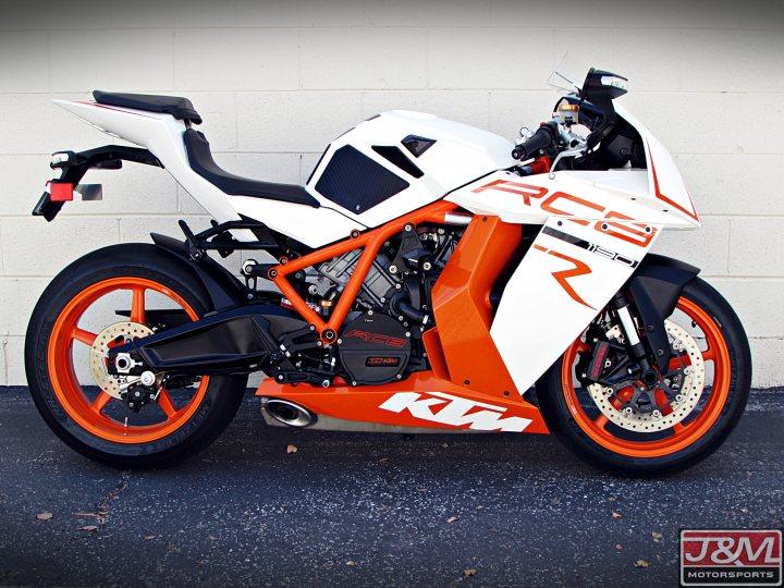 2012 ktm 1190 rc8r for sale • j&m motorsports
