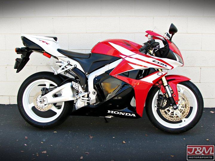 2012 Honda CBR600RR For Sale • J&M Motorsports