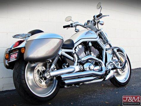2002 Harley Davidson Vrsca V Rod For Sale J Amp M Motorsports