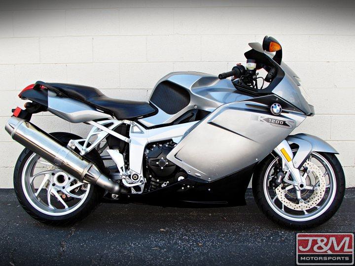 2005 Bmw K1200s Abs For Sale J Amp M Motorsports