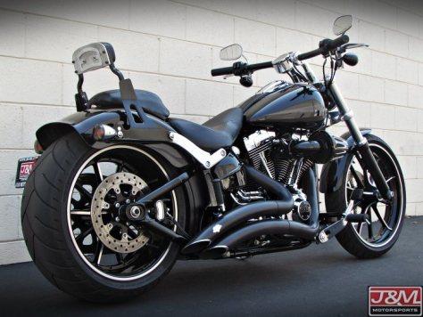 2014 Harley Davidson Fxsb Breakout Abs For Sale J Amp M