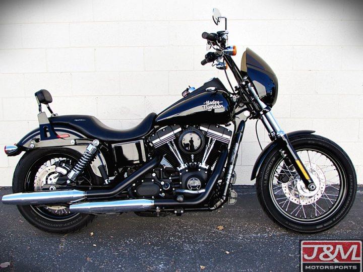 2016 Harley Davidson Fxdb Street Bob For Sale J Amp M