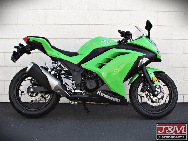2015 Kawasaki Ninja 300 ABS For Sale • J&M Motorsports