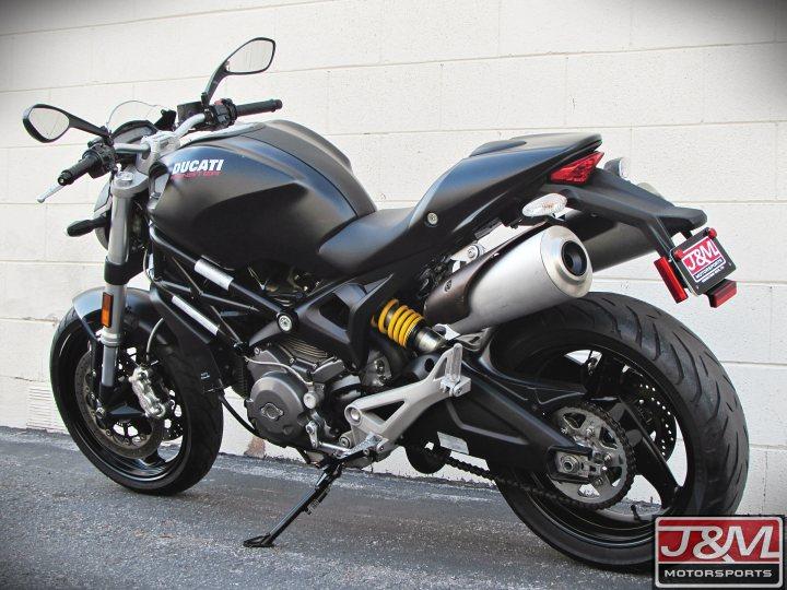 Ktm Dual Sport >> 2014 Ducati Monster 696 ABS For Sale • J&M Motorsports