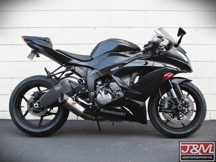 2013 kawasaki ninja zx 6r 636 for sale j m motorsports. Black Bedroom Furniture Sets. Home Design Ideas