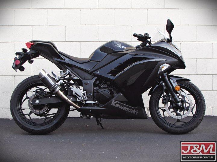 2014 Kawasaki Ninja 300 For Sale • J&M Motorsports