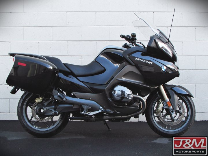 2013 Bmw R1200rt For Sale J Amp M Motorsports
