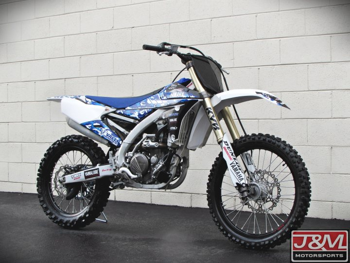 2016 yamaha yz250f for sale j m motorsports for Yamaha yz250f for sale