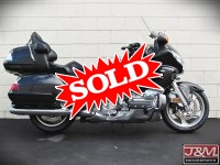 2007 Honda Goldwing GL1800 Airbag