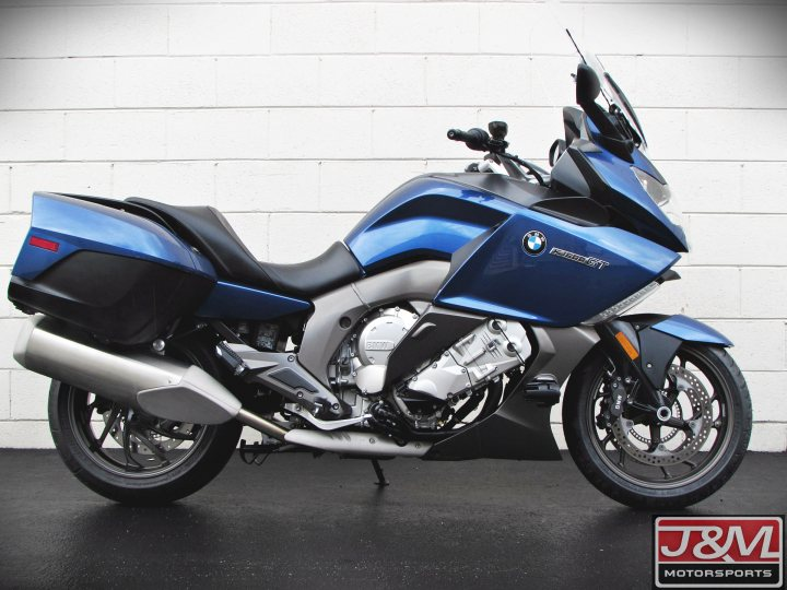 2014 BMW K1600GT For Sale • J&M Motorsports