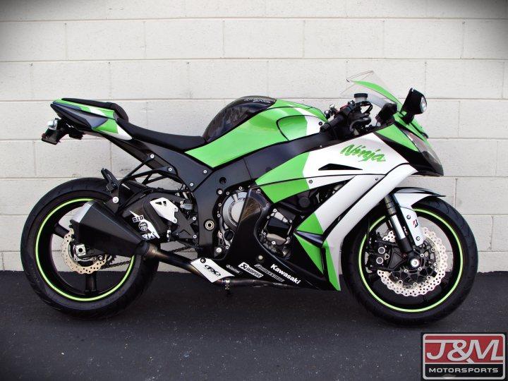 2012 Kawasaki Ninja Zx10r Abs For Sale Jm Motorsports