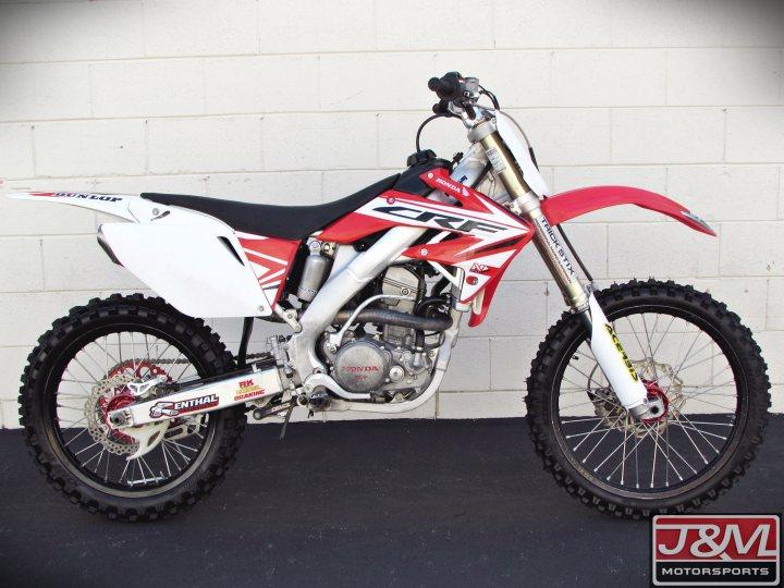 2009 Honda CRF250R For Sale • J&M Motorsports