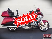 2012 Honda Goldwing GL1800 Navi