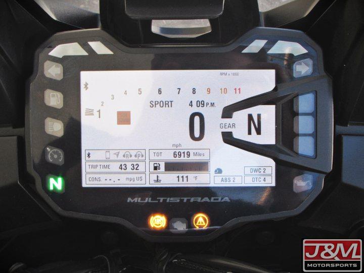 2015 Ducati Multistrada 1200 S For Sale J Amp M Motorsports
