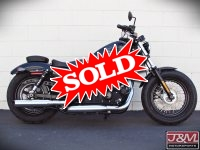 2014 Harley-Davidson Sportster XL1200X Forty-Eight