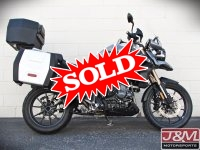 2014 Triumph Tiger Explorer 1200 ABS