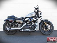 2017 Harley-Davidson XL1200X SPORTSTER FORTY-EIGHT