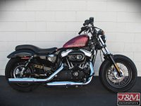2015 Harley-Davidson XL1200X Sportster Forty-Eight