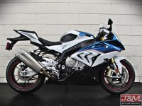 2016 BMW S1000RR Premium Package