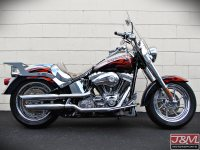 2006 Harley-Davidson FLSTFSE SCREAMING EAGLE CVO FAT BOY