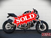 2015 Ducati Monster 821 Dark