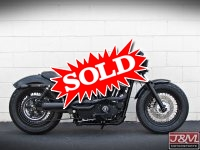 2011 Harley-Davidson XL1200X Forty-Eight