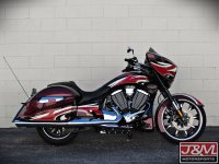 2015 Victory Cross Country Magnum Ness