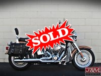 2008 Harley-Davidson FLSTF Fat Boy 105th Anniversary Edition