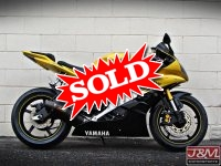 2006 Yamaha YZF-R6 50th Anniversary Edition