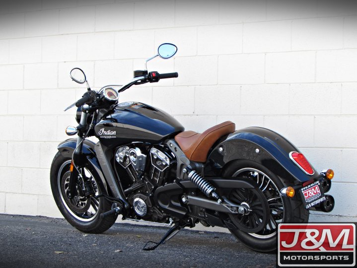 2016 Indian Scout For Sale • J&M Motorsports