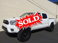 2012 Toyota Tacoma 4Door Shortbed 4X4