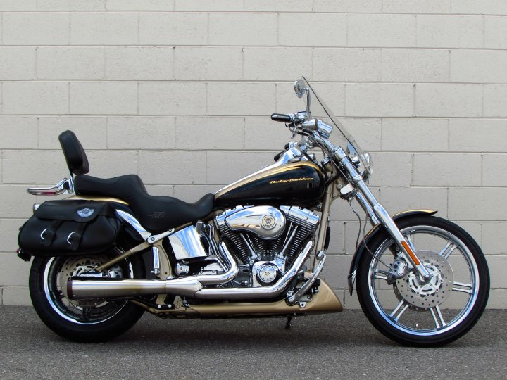2003 Harley-Davidson Screamin' Eagle Softail Deuce 100th Anniversary