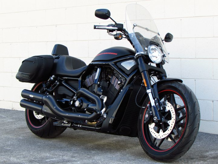 2013 Harley Davidson V Rod Night Rod Special For Sale J