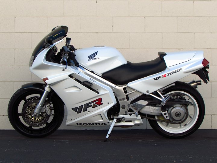 1993 Honda Vfr750f For Sale J Amp M Motorsports