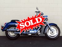 2001 Honda Shadow Sabre VT1100