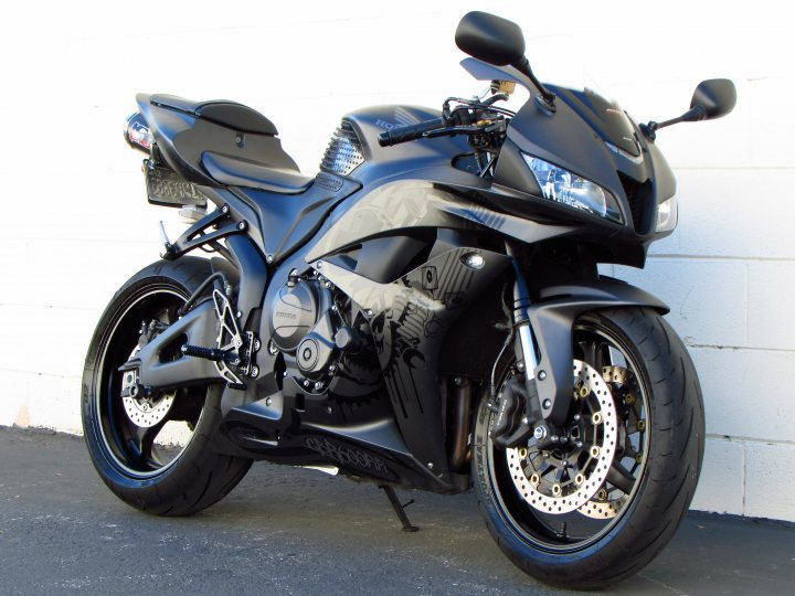 2008 Honda Cbr600rr Graffiti Edition For Sale J Amp M