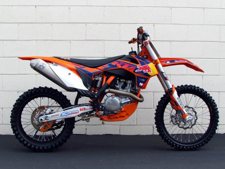 2013 Ktm 450 Sx F Factory Edition For Sale J Amp M Motorsports
