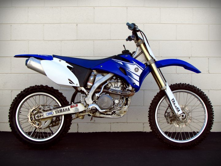 2007 yamaha yz450f for sale j m motorsports for Yamaha yz450f for sale