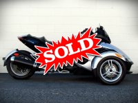2010 Can-Am Can-Am Spyder RS SE5