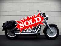 2002 Harley-Davidson FLSTFI Fat Boy Low