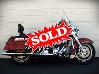 2002 Harley-Davidson FLHR Road King
