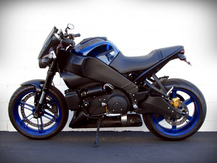 2009 Buell Lightning XB9SX For Sale • J&M Motorsports